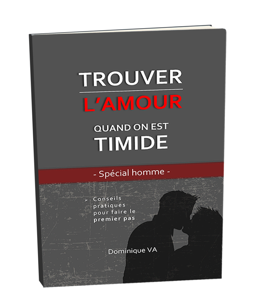 E-book trouver l'amour quand on est timide - Dominique Va